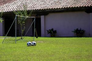 Porterías de fútbol